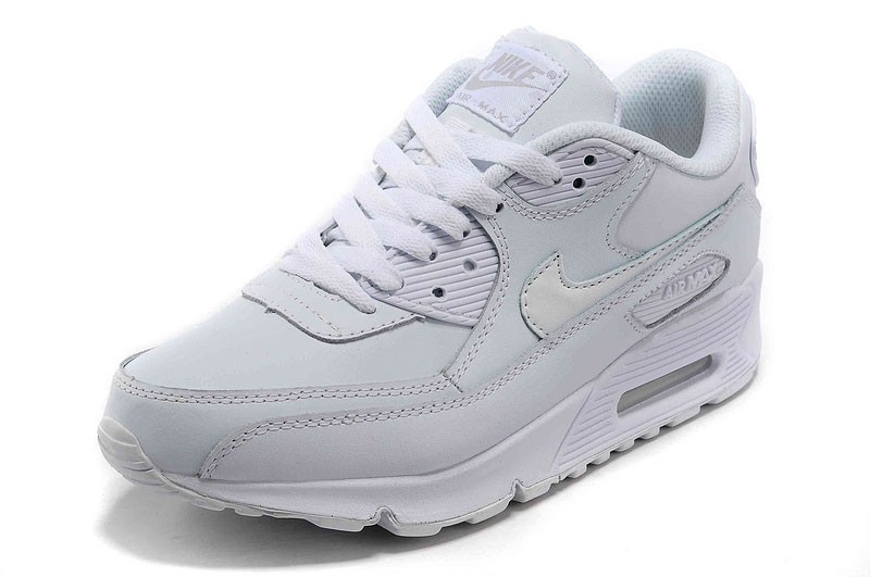 gray and bianca nike air max 90