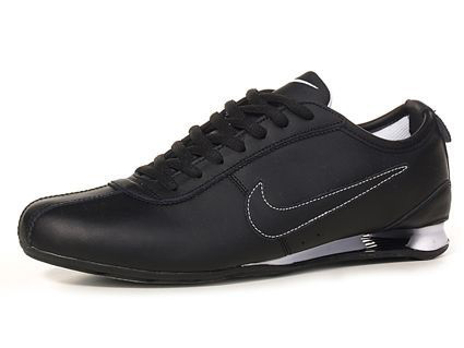nike silver nere