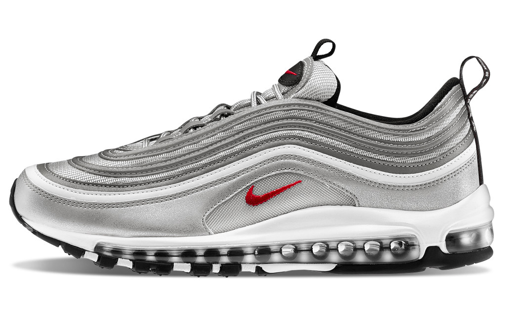 air max 97 argento donna
